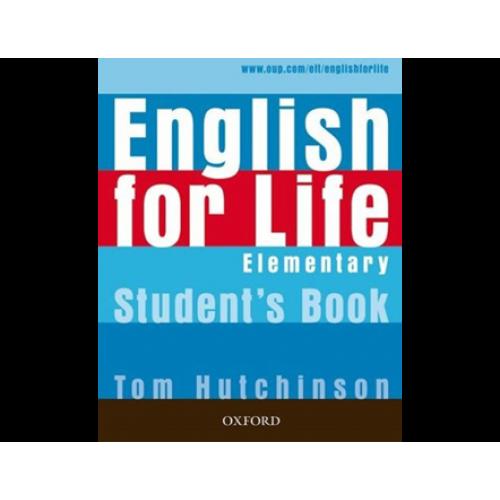 """Мультимедийный интерактивный курс для Sanako Study """"English for life from Oxford University Press"""" – уровень Elementary, цена за 1 лицензию"""
