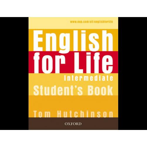 """Мультимедийный интерактивный курс для Sanako Study """"English for life from Oxford University Press"""" - уровень Intermediate, цена за 1 лицензию"""