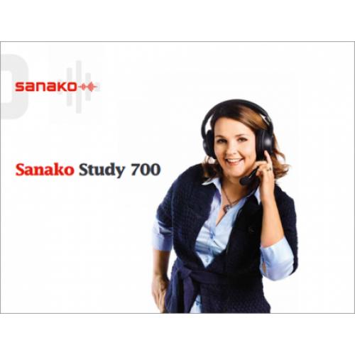 Лингафонный программный комплекс SANAKO Study 700 (на CD), цена за 1 лицензию