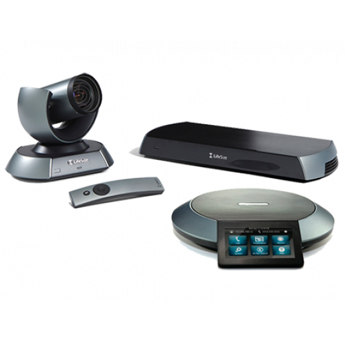 LifeSize Icon 600 - Camera 10x, Phone, 2nd Generation, подключение двух дисплеев, 1080P