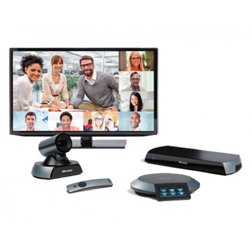 Lifesize Icon 600 - Камера S, Phone 2-го поколения, подключение одного дисплея, 1080P - Non-AES