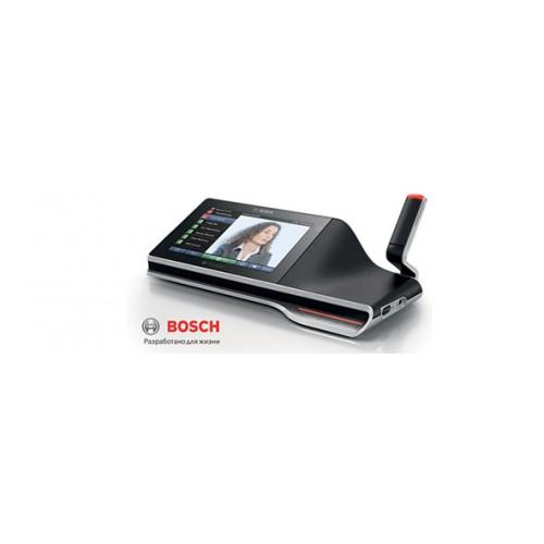 Мультимедийная конгресс-система Bosch DCN Multimedia