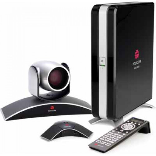 Видеоконференция Polycom HDX 8000