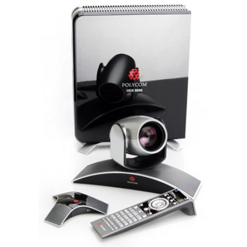 Видеоконференция Polycom HDX 6000