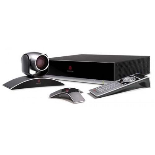 Видеоконференция Polycom HDX 9000