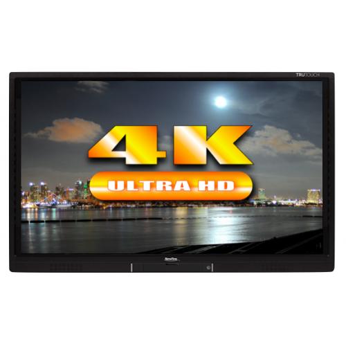 "Интерактивная LED панель Newline TruTouch TT-8616UB: 86"""" дюймов, 4K, 10 касаний"