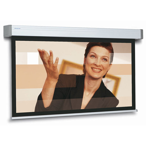 Проекционный экран Projecta Compact Electrol 129x200 Matte White (48637)
