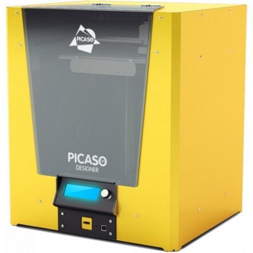 3D принтер Picaso 3D Designer (желтый)