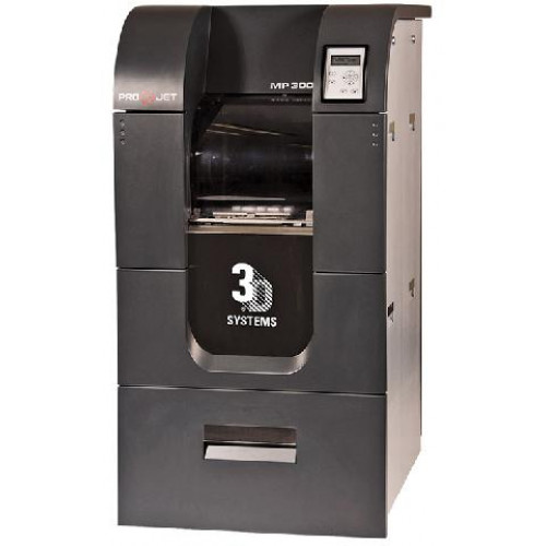 3D принтер 3D Systems ProJet MP 3000