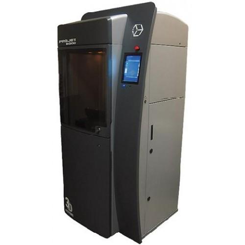 3D принтер 3D Systems ProJet 6000