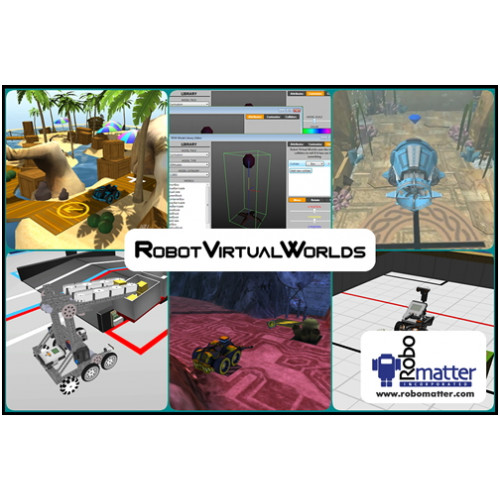 ПО Виртуальные миры -  1 рабочее место -  бессрочная